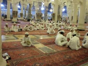 kanak2 duk ngafal ayat2 Quran
